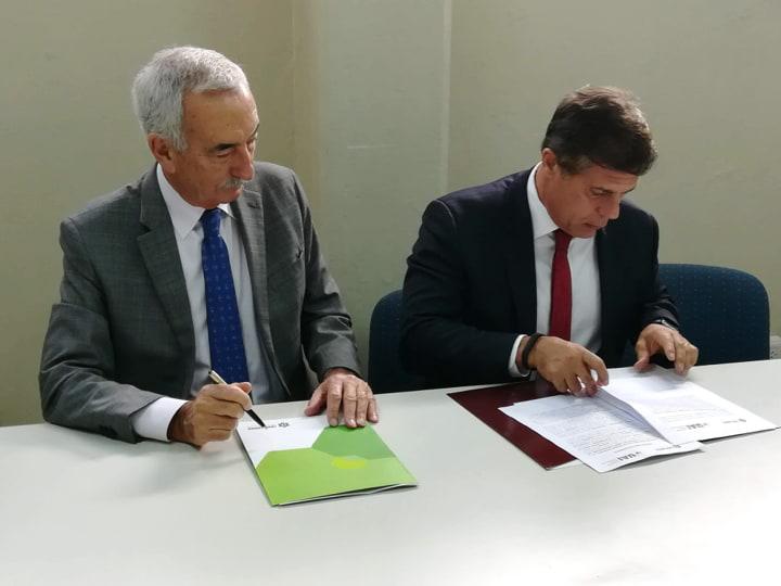 Convenio marco entre Grupo Gamma y UAI