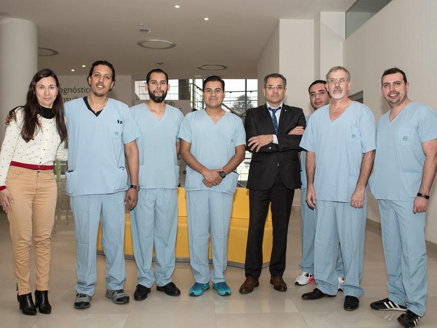 Formación en Cirugía Mamaria