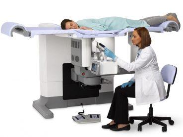 Mesa de punción para biopsia mamaria - Grupo Gamma