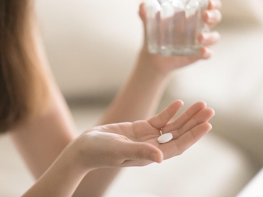 Dificultades en la deglución de pastillas