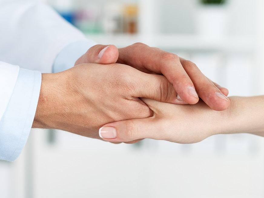 Cuidados paliativos, terapias de soporte y rehabilitación
