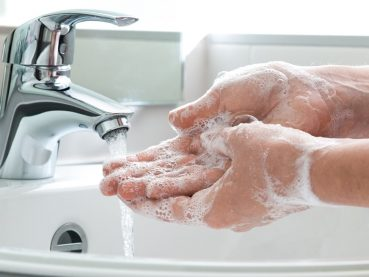 Lavado de manos - Grupo Gamma
