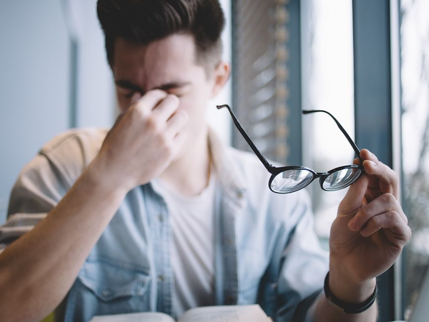 Tips para una visión saludable