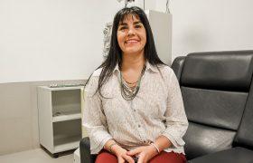 Donante voluntaria de sangre - testimonio - Grupo Gamma