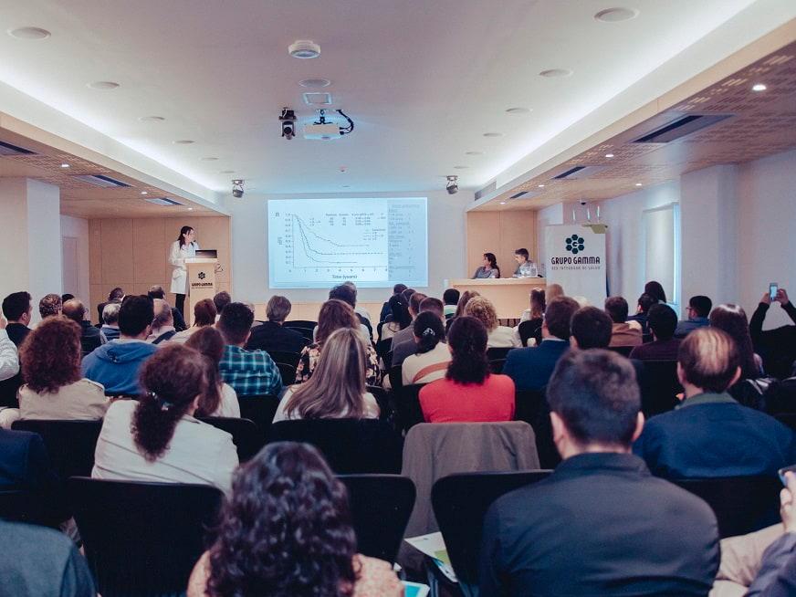 Reporte 2018 de Docencia y Capacitación