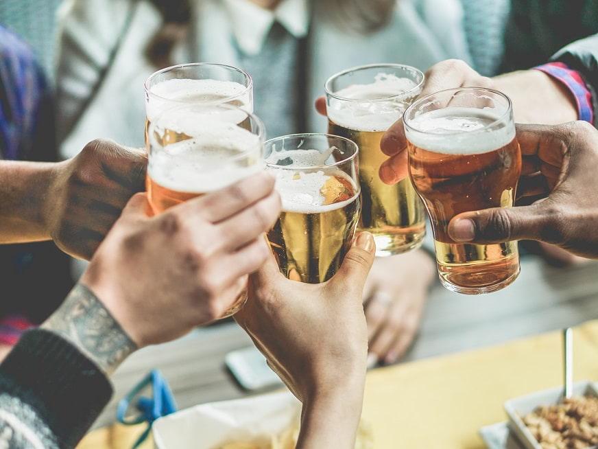 Alcohol: ¿Cómo afecta a los receptores del cerebro?