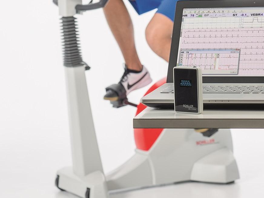 Ecoestrés: Nuevo estudio cardiológico