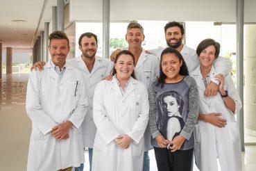 Testimonio de trasplante hepático - Grupo Gamma