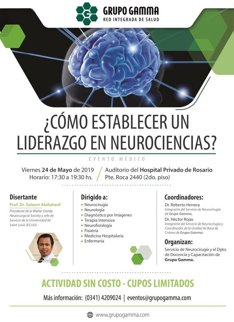 Cómo establecer un liderazgo en Neurociencias -Grupo Gamma