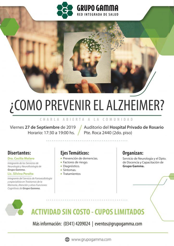 Cómo prevenir el Alzheimer - Grupo Gamma