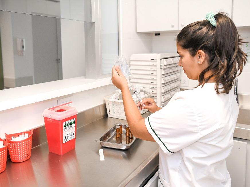Enfermería: Rol fundamental en el equipo de salud.