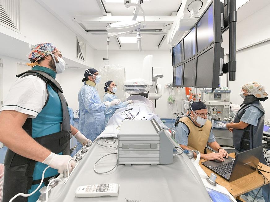 Crioablación: tratamiento de Arritmias Cardíacas