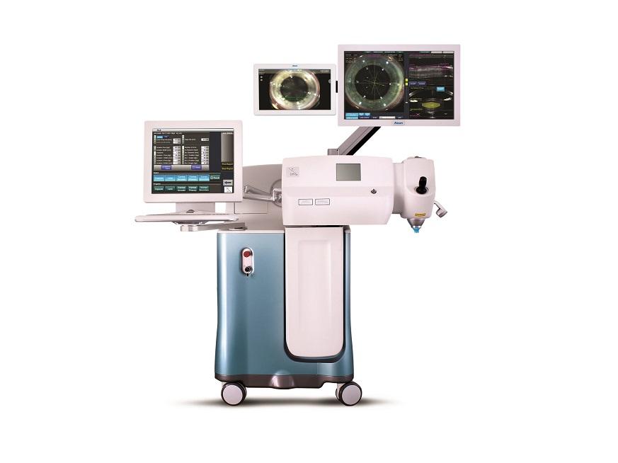 Innovación en cirugía de cataratas y córnea