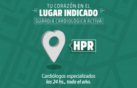 Guardia Cardiológica Activa | Hospital Privado de Rosario | Grupo Gamma