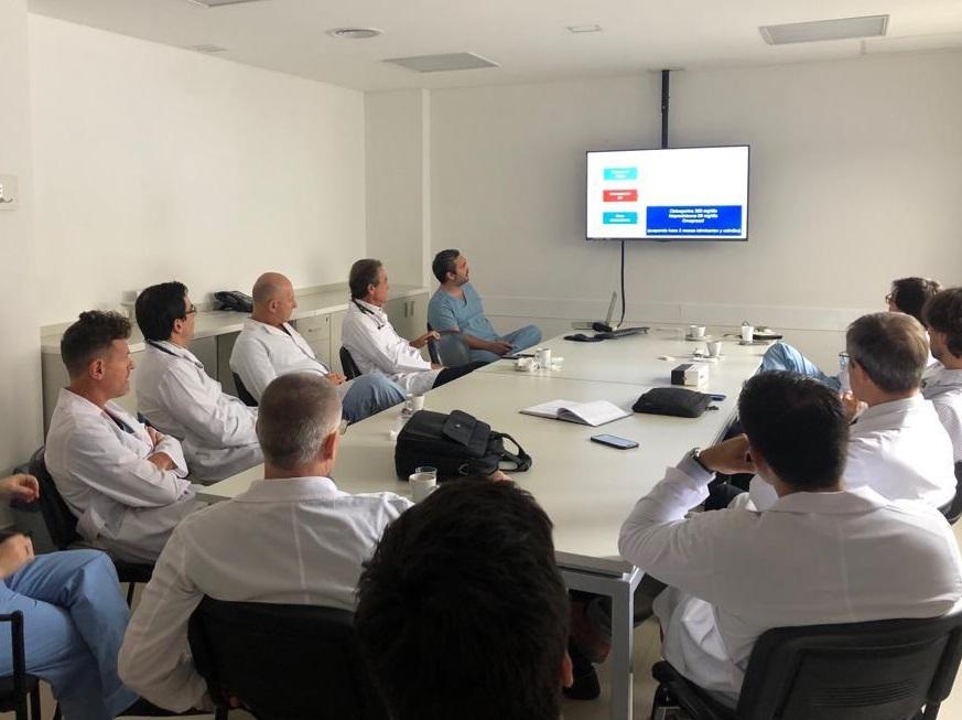 Heart team: Abordaje multidisciplinario de la Patología Cardiovascular Compleja