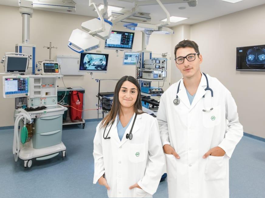 Especialización en Cirugía General y Medicina Hospitalaria