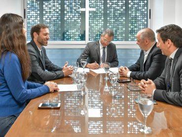 Convenio marco entre Grupo Gamma y ASOGIR
