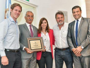 El Dr. Mario Tourn declarado ciudadano distinguido por el Concejo Municipal de Rosario | Grupo Gamma