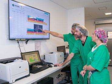 HPR optimiza la gestión en el Área Quirúrgica | Grupo Gamma