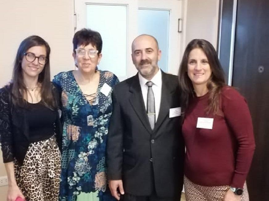 Grupo Gamma presente en el Congreso Argentino de Quemaduras