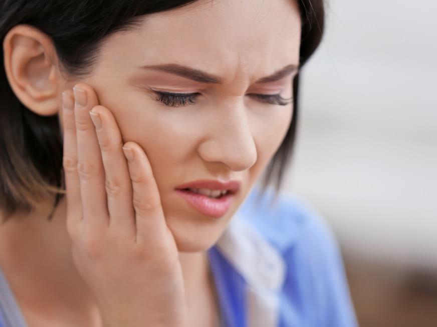 Disfunción de la articulación temporomandibular (ATM)