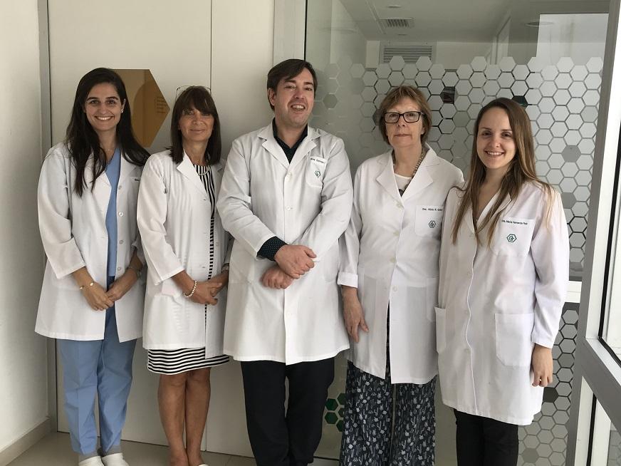 Premian a profesionales de Grupo Gamma en el último Congreso de Oncología