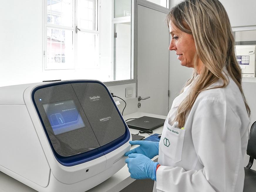 Gammalab: Nuevo Analizador Genético