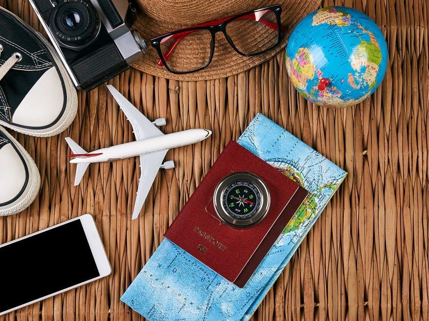 Vacaciones: la salud también viaja