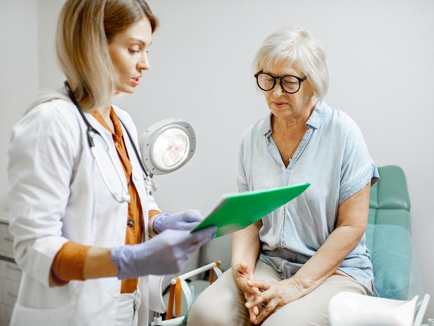 Incontinencia urinaria de esfuerzo y tratamiento láser