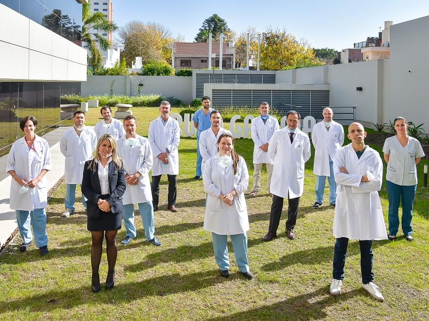 HPR: Primer trasplante combinado en la historia de Santa Fe