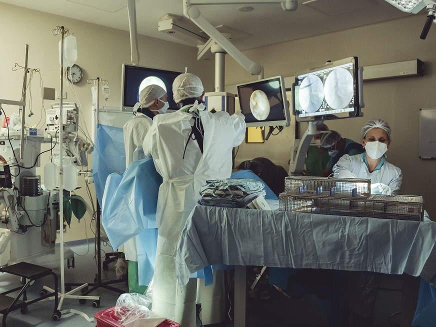 Cirugía Endoscópica Espinal
