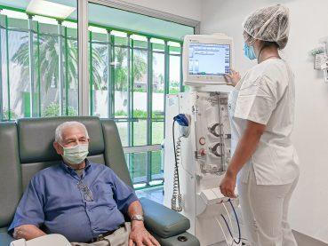 Hemodiafiltración: avanzado tratamiento para pacientes crónicos renales | Grupo Gamma