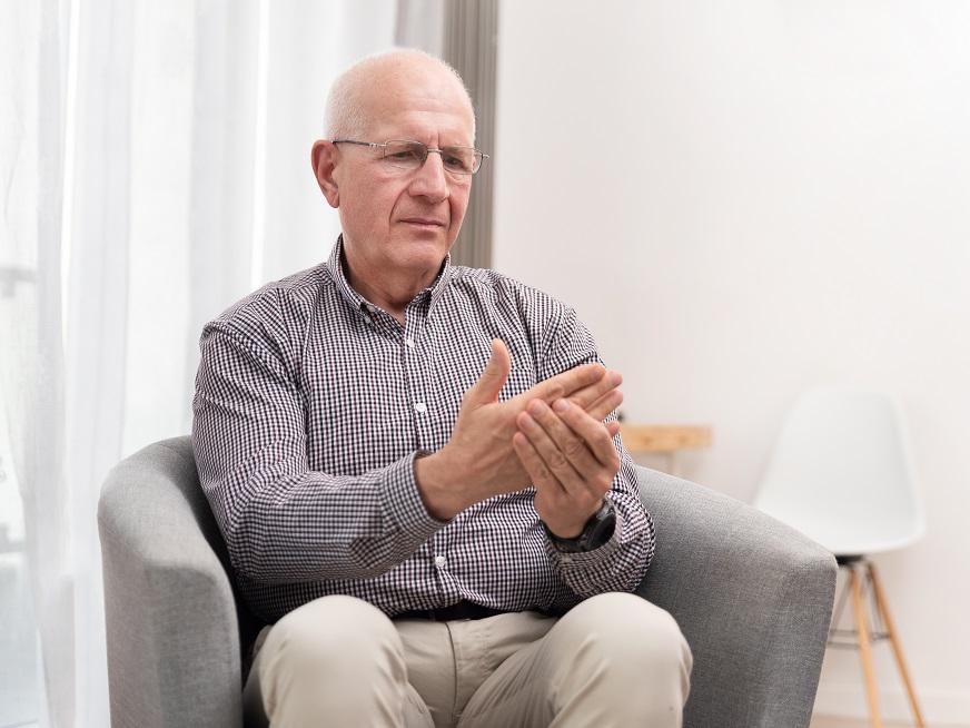 ¿Temblor es Parkinson?