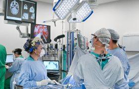 100 cirugías base de cráneo | Grupo Gamma