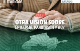 Otra visión sobre Epilepsia, Parkinson y ACV. Semana de las Neurociencias | Grupo Gamma