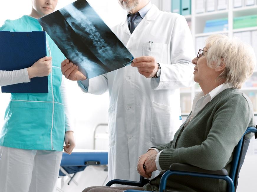 20 de octubre Día mundial de la Osteoporosis
